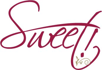sweet logo red